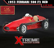 CMC M-056 1:18 1953 FERRARI 500 F2 RED DIECAST CAR