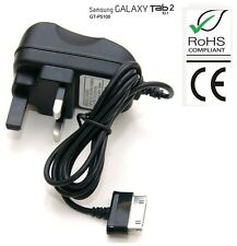 "2.1A UK Wall Charger For Samsung Galaxy Tab 2 p1000 Tablet PC 10.1"" 7"" 9"" NOTE 8"