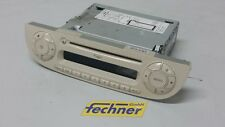 MP3 CD Radio Fiat 500 2008 7646383316 Blaupunkt
