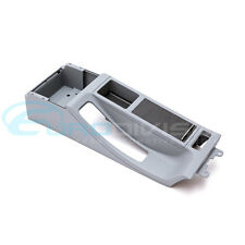 BMW Genuine Centre Console w Long Euro Tray Storage E46 ArmRest Models Grey