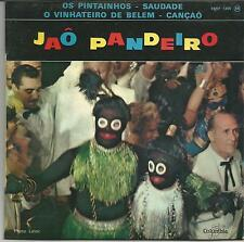 JAO PANDEIRO Os pintainhos FRENCH EP COLUMBIA