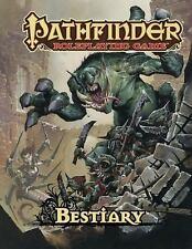 PATHFINDER BESTIARY 1 Paizo 2009 Hardcover Monster Book