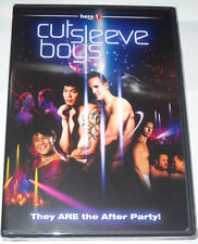 Cut Sleeve Boys (DVD, 2007) Gay Interest BRAND NEW SEALED!!!