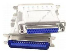 DB25 pin Female~Centronic 36c Male Parallel/Printer/LPT1 cable/cord/wire Adapter