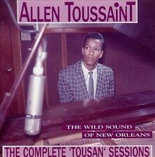 "The Complete ""Tousan"" Sessions by Allen Toussaint (CD, Mar-1992, Bear Family..."