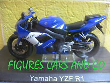 MOTO 1 / 24 YAMAHA YZF R1 COLLECTION GM  MOTORRAD MOTORCYCLE