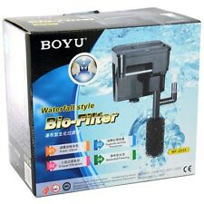 BOYU Hang On Back Filter | Waterfall Style | WF-2035 | 300 L/H