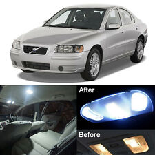Nice Xenon White LED Interior Light Kit For Volvo S60 Sedan 2000-2009 (17Pcs)