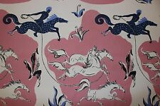 Pierre Frey curtain/upholstery fabric design Lasso F5552001 1.4 metres France