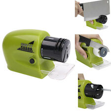 Electric Sharpener for Kitchen Knife/Knives/Scissors/Blades/Straight Razor