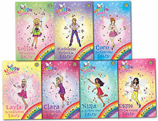 Rainbow Magic Sweet Fairies Collection 7 Books Set Pack (127-133) Daisy Meadows