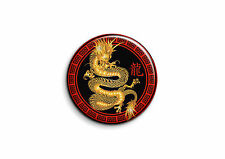 Astrologie - Dragon 2 - Badge 25mm Button Pin