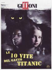 DvD LE DIECI VITE DEL GATTO TITANIC - (2007)   ......NUOVO