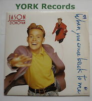 "JASON DONOVAN - When You Come Back To Me - Excellent Condition 7"" Single PWL 46"