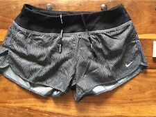 NIKE Ladies Running Shorts BNWT size  Large