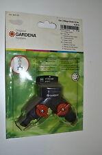 """Gardena 2-Wege-Ventil 33,3mm Durchm. G1"""" Art. 940-20"""