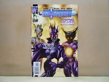 THE MONARCHY #10 of 12 2001/02 DC WildStorm 9.0 VF/NM Uncertified