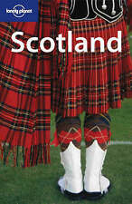 Scotland (Lonely Planet Regional Guides),ACCEPTABLE Book
