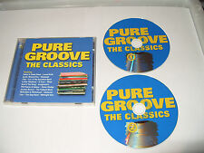 Pure Groove The Classics 2 cd 40 Tracks Of Old Skool Groove 2002