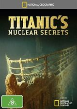 National Geographic: Titanic's Nuclear Secrets DVD NEW