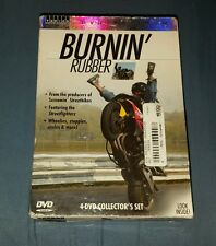 Burnin' Rubber (DVD, 2006, 4-Disc Set)