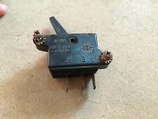 Genuine Fiat BERTONE X1/9 X19 1500 HEATER DEFROST INTERIOR FAN SWITCH 4419633