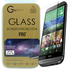 Genuine Gorilla Tempered Glass Film Screen Protector Shield For HTC Desire 320