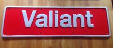 British Rail English Electric Class50 Valiant 50015 Full Size Name Plate Replica