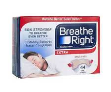 Breathe Right Extra Strength Nasal Strips - 44 ct.