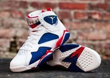 "NIKE AIR JORDAN 7 RETRO ""USA"" 304775 123 SZ: US Men's 17"