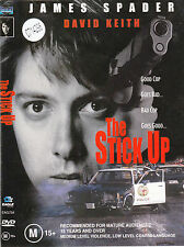 The Stick Up-2002-James Spader-Movie-DVD