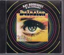 CD Mega RARE Fania FIRST PRESSING Ray Rodriguez and his orchestra DELUSION