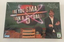 "New/Sealed ""Are You Smarter Than A 5th Grader"" Game by Parker Bros 2007 Edition"