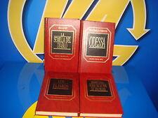 Libro cuatro libros GRANDES EXITOS orbis - observa los titulos