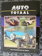 AUTO TOTAAL EVOLUTION CARS 1859-1990,CITROEN DS,JENSEN,MINI,CORVAIR CHEVROLET.