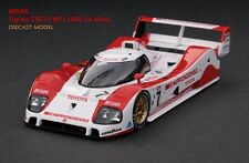 HPI #8565 Toyota TS010 1992 Le Mans LeMans #7 1/43 model GT-One