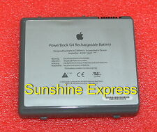 "New OEM Apple PowerBook G4 15"" A1001 A1025 Titanium Battery A1012 825-5897-A"