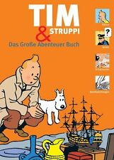 Tim und Struppi - Das Große Abenteuer Buch  Herge  Atomax