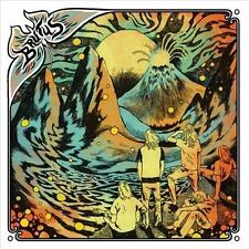 BRUTUS - Behind the Mountains - BLUES ROCK/STONER ROCK - CD-Digisleeve/SEALED