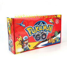 8pc Pokemon Pokeball Figure Random Pop-up Ball Cartoon Toy Kids Xmas Gift In Box