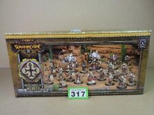 Warmachine Hordes BNIB Menoth All In One Army Box 317