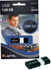 XLYNE 7912800 Slider USB-Stick Wave USB 3.0 - 128 GB OVP + NUOVO € 44,99 *!