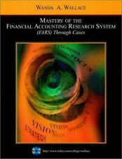 Mastery of the Financial Accounting Research System (FARS) ThroughCases