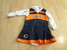 Infant/Baby Girls Chicago Bears 24 Mo Cheerleader Cheer Outfit Dress