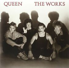 QUEEN 'THE WORKS' 180gm Vinyl LP  NEW & SEALED 2015 REMASTERED REISSUE