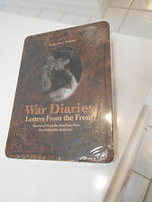 sealed/new  War Diaries: Letters From The Front (DVD, 2009, 5-Disc Set)