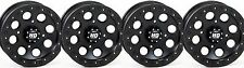 (4) STI 14x7 Black Beadlock Wheels Can-Am Outlander/Commander/Renegade/Maverick