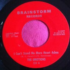 The Emotions - I Can't Stand No More Heartaches - Brainstorm -Northern Dancer