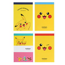 63sheets Pokemon Pikachu Letter Lined Writing Stationery Paper Pad