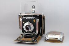【B V.Good】Linhof Super Technika IV 4x5 w/Sports Finder, Xenar, Cine Rollex #2485